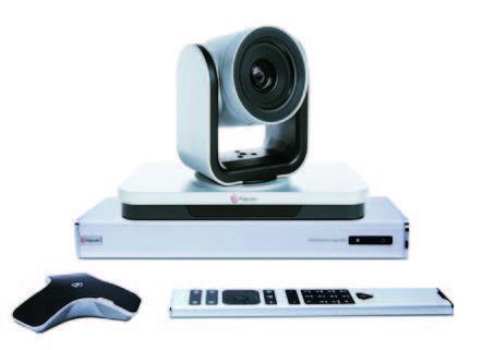 Система видеоконференцсвязи Polycom RealPresence Group 500