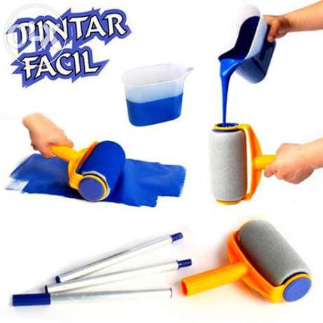 Валик для покраски с резервуаром для краски PINTAR FACIL