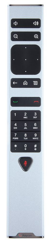 Polycom RealPresence Group Series Remote Control for use with Group Series codecs (2201-52757-001)