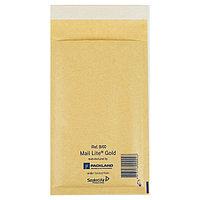 Крафт-конверт с воздушно-пузырьковой плёнкой Mail Lite, 12х21 см (комплект из 10 шт.)