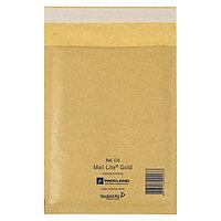 Крафт-конверт с воздушно-пузырьковой плёнкой Mail Lite, 15х21 см (комплект из 10 шт.)