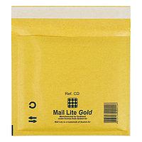 Крафт-конверт с воздушно-пузырьковой плёнкой Mail Lite, 18х16 см (комплект из 10 шт.)