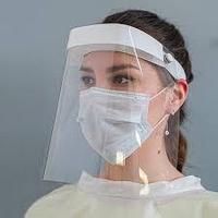Экранная маска защитная