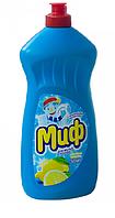 Средство для мытья посуды Миф , 0,5 л.