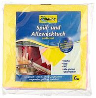 Салфетка для кухни, Aqualine вискоза перфорированная 38*38, Германия.