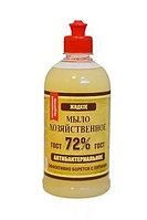 Мыло хозяйственное жидкое, Softline, 72 %, 1 л