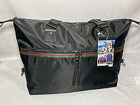 Дорожная сумка, женская. Высота 35 см, ширина 45 см, глубина 19 см., фото 1