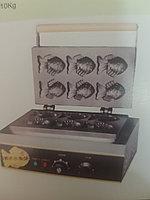 Вафельница для японских вафель тайяки