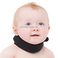 Бандаж Evolution на шейный отдел позвоночника для новорожденных, 3,5см