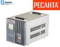 Стабилизатор напряжения электронный ACH-10000/1-Ц (релейный) 10 кВт - Ресанта гарантия, доставка