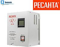 Стабилизатор напряжения электронный (релейный) 10 кВт - Ресанта ACH-10000Н/1-Ц -настенный