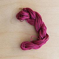 Нитка для браслета Шамбала-(розовый)