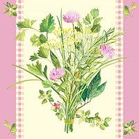 Салф. укроп и клевер розовый
