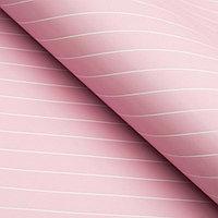 Бумага упаковочная глянцевая, люрекс, 49 х 70 см. Розовая