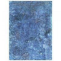 Дизайнерская бумага Голубой пергамент