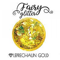 Декоративные хлопья Fairy Glitter, Leprechaun gold, 15гр.