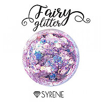 Декоративные хлопья Fairy Glitter, Syrene, 15гр.