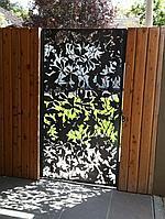 Калитки и ворота из металла