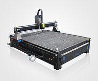 Фрезерно-гравировальный станок с ЧПУ 2100*3000мм, вакуумный стол, шпиндель 5,5кВт, АС серводвигатели