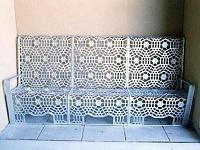 Декоративная мебель из металла