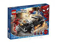 76173 Супер Герои Человек-Паук и Призрачный Гонщик против Карнажа