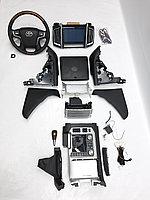 Рестайлинг комплект салона для Toyota Land Cruiser 200 С 2008-2015гг. В 2016-2021гг.