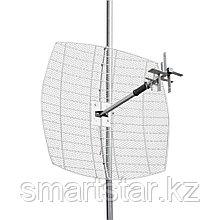 Параболическая MIMO антенна 21 дБ, сборная KNA21-800/2700C