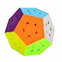"""Головоломка Мегаминкс """"Пентакль"""" Magic Cube, в виде додекаэдра, Цветная"""