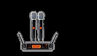 Радиомикрофоны Pro-Karaoke 4005