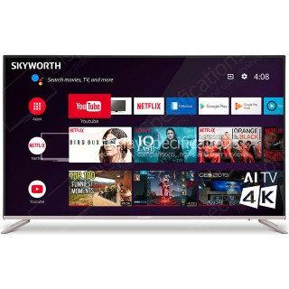 "LED Телевизор Skyworth 58G2A, 58""(146см), UHD(3840х2160), 3хHDMI, 2xUSB, Smart, Wi-Fi, BT, LAN"