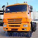 Седельные тягачи КАМАЗ-Инжиниринг 65225-6015-53, фото 5