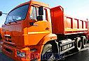 Самосвалы КАМАЗ-Инжиниринг 65115-6059-50, фото 5