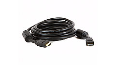 Шнур HDMI - HDMI gold 7М с фильтрами REXANT