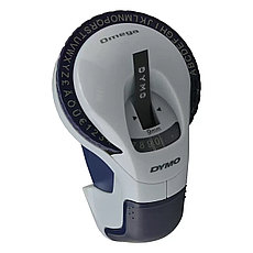 Механический ленточный принтер Dymo Omega (кириллица), фото 2