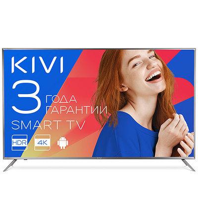 Телевизор LED Kivi 50U710KB серый