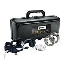 DYMO Rhino M1011 - принтер ручной механический промышленный для печати на металлических лентах