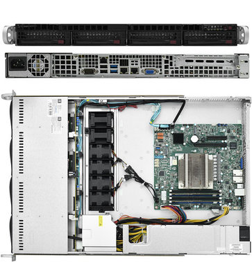 Сервер PULSER RS01