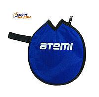 Синий чехол Atemi для ракетки для настольного тенниса ATC-100