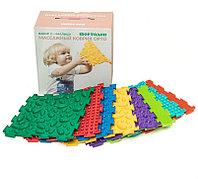 Модульный коврик Ортодон набор Малыш (8 пазлов)