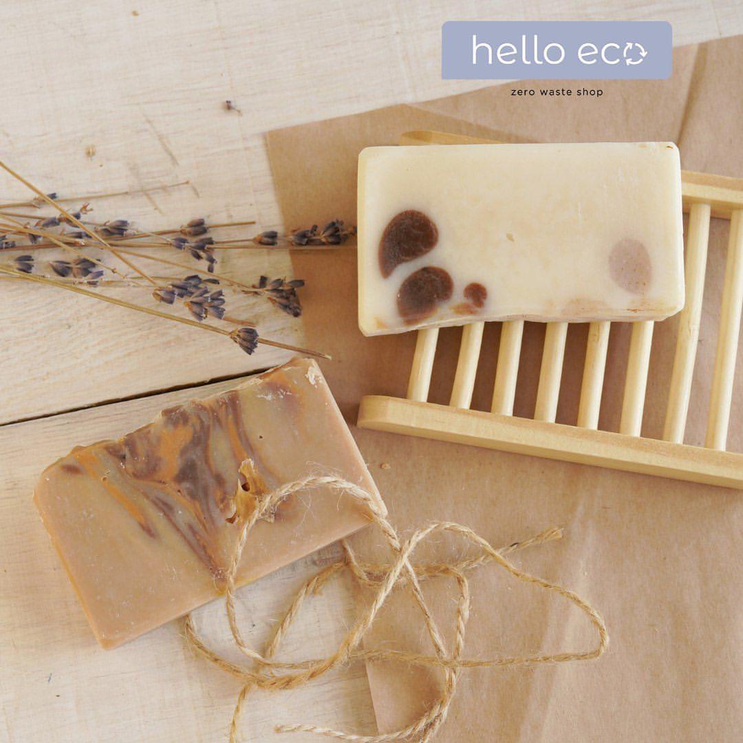 Мыло шоколад-миндаль Soap Factory
