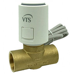 Клапан с сервоприводом AC/EC