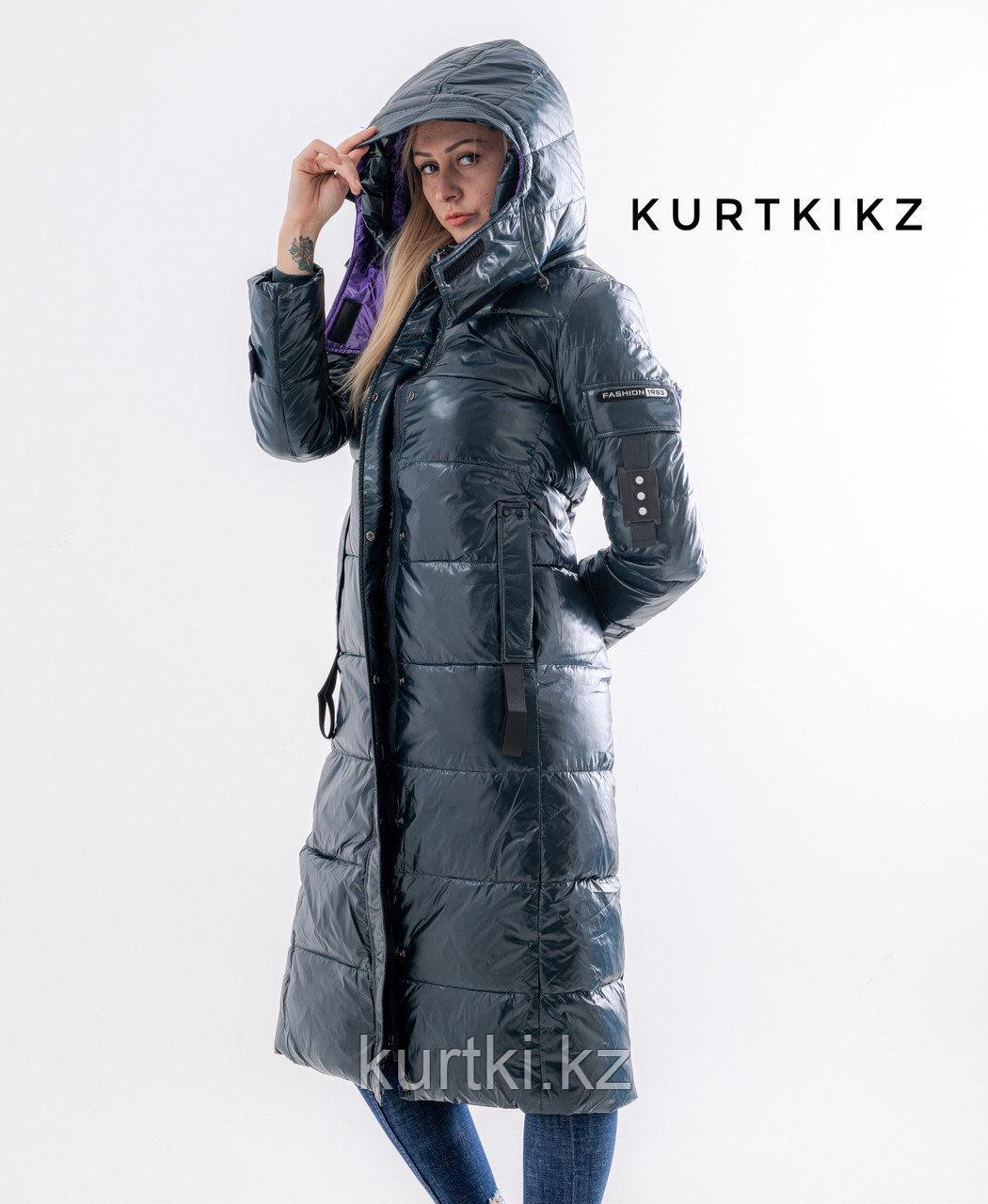 Куртка зимняя женская - фото 1