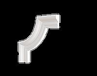 Декоратинвый уголок из дюрополимера Decor-Dizayn У6Б-M1 DD35 235*235 мм