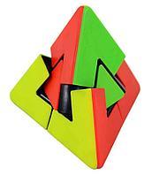 Пирамида, Pyraminx, Пираморфикс Головоломка Кубик Рубика, пирамида с треугольником