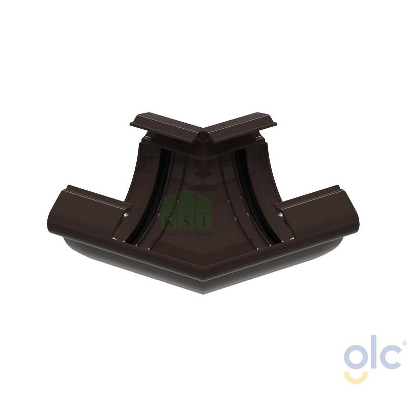 Угол желоба 135° GLC (универсальный, коричневый)