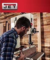 Деревообработка JET