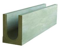 Лоток водоотводный бетонный DN100
