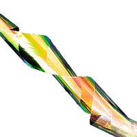 TNL, Дизайн «Битое стекло» №14 (розово-перламутровое)