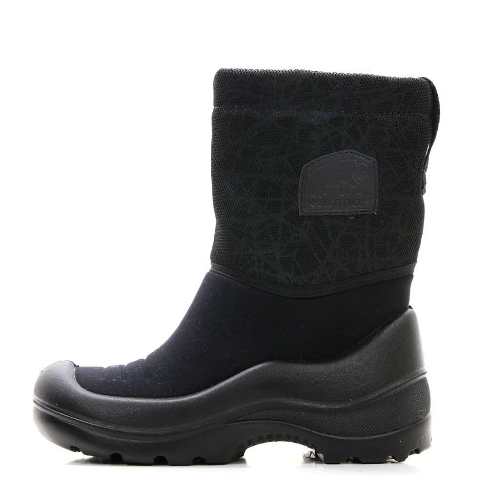 Обувь детская Kuoma Lumi Lumileikki Black Reflective