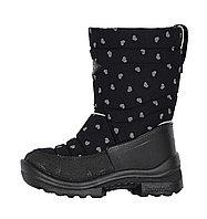 Обувь детская Kuoma Putkivarsi wool Black Cute